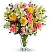 Roses: Unconditional Love Bouquet