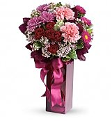 Flower Bouquets: True Love's Wish Bouquet