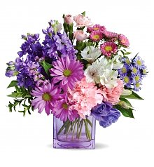 Flower Bouquets: Cheerful Wishes Bouquet