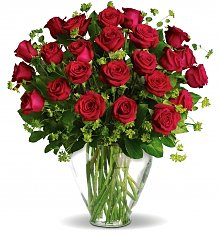 Roses: Two Dozen Red Rose Delight