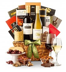 Wine Baskets: Wishes for a Speedy Recovery