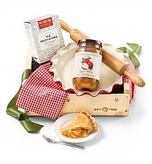 Food Drink Kits Gifts: Perfect Apple Pie Crate