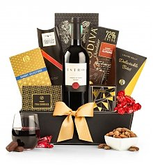 Wine Baskets: The 5th Avenue Enjoyment