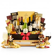 Champagne Baskets: Versailles: The Ultimate Gift Basket