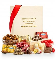 Chocolate & Sweet Baskets: Personalize Your Own Chocolate Box