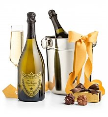 Champagne Gifts: Champagne & Chiller
