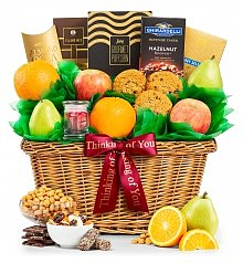 Fruit Baskets: Five Star Fruit Basket